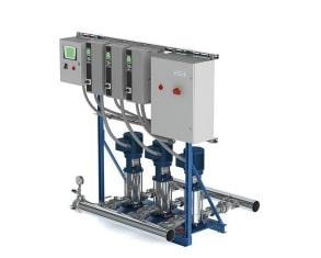 Aurora Pumps Booster Systems