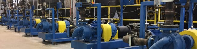 Industrial Pumping applications