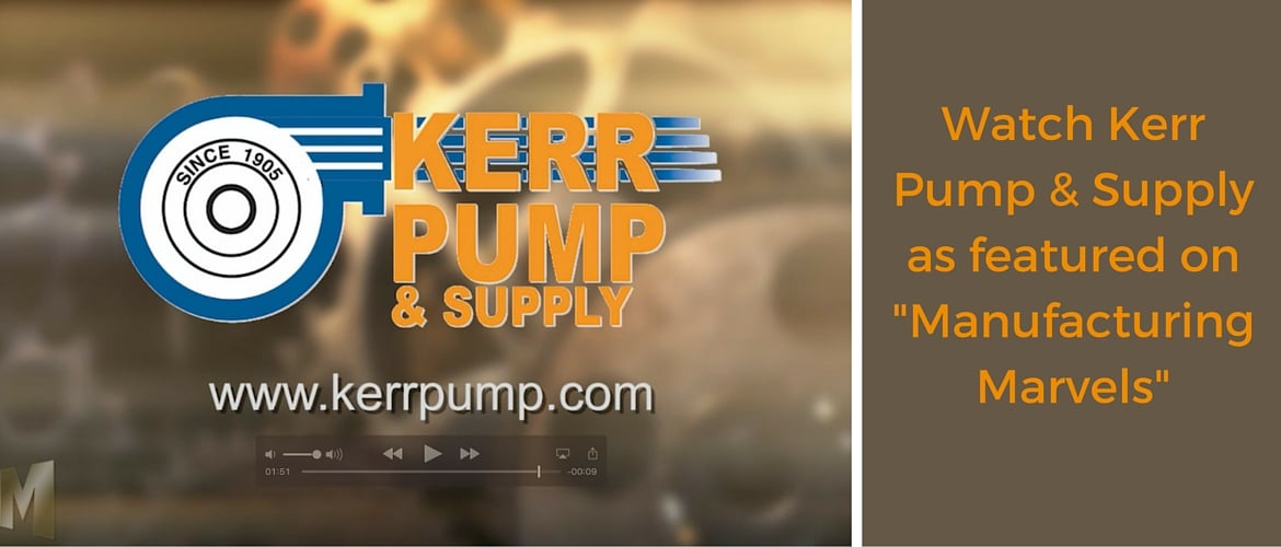 kerr pump & supply michigan
