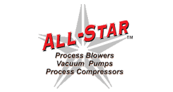 All Star Blowers Logo