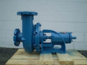 Horizontal End Suction Vortex Pump System