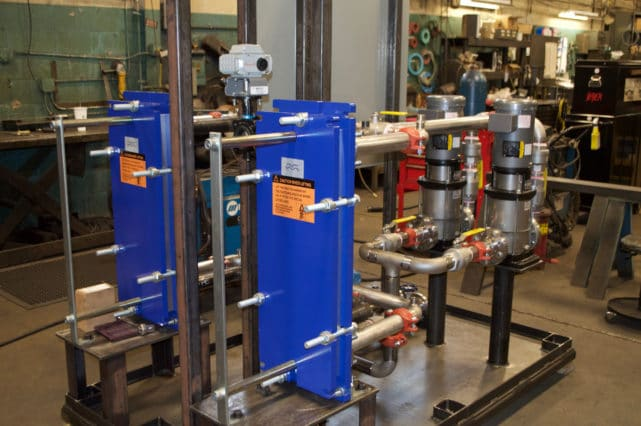 Vendor Feature Heat Exchangers Alfa Laval Kerr Pump