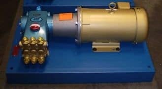 Oxygenated Water Injection Boiler Feed Plunger Pump